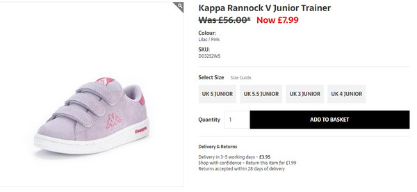 a2d33e85d76 https://www.bargaincrazy.com/products/kappa-rannock-v-junior-trainer /D03252W5LilacPink