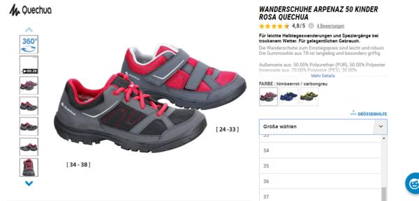 Прочные детские и мужские кроссовки на немецком Decathlon 7.99е ... 3b1c2c48bc3
